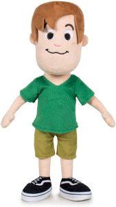 Peluche de Shaggy de Scooby Doo de 28 cm - Los mejores peluches de Scooby Doo - Peluches de Scooby Doo