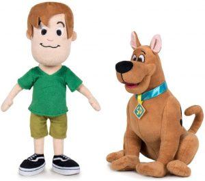 Peluche de Shaggy y Scooby Doo de 28 cm - Los mejores peluches de Scooby Doo - Peluches de Scooby Doo