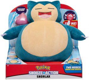 Peluche de Snorlax de Pokemon de 25 cm - Los mejores peluches de Snorlax - Peluches de Pokemon