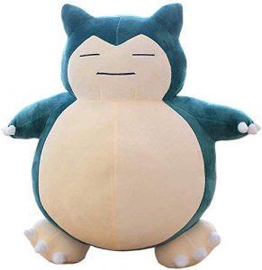 Peluche de Snorlax de Pokemon de 50 cm 2 - Los mejores peluches de Snorlax - Peluches de Pokemon
