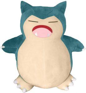 Peluche de Snorlax de Pokemon de 50 cm 3 - Los mejores peluches de Snorlax - Peluches de Pokemon
