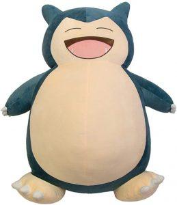 Peluche de Snorlax de Pokemon de 50 cm - Los mejores peluches de Snorlax - Peluches de Pokemon