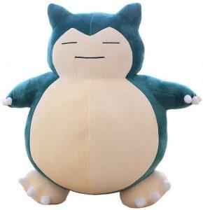 Peluche de Snorlax de Pokemon de 50 cm gigante - Los mejores peluches de Snorlax - Peluches de Pokemon