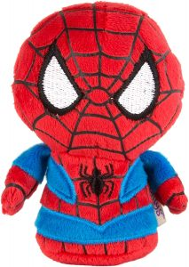 Peluche de Spiderman de 10 cm de Hallmark - Los mejores peluches de Spider-man - Peluches de superhéroes de Marvel
