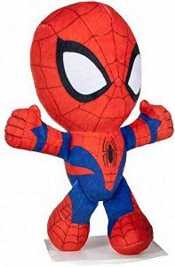 Peluche de Spiderman de 19 cm - Los mejores peluches de Spider-man - Peluches de superhéroes de Marvel