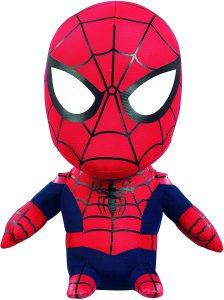 Peluche de Spiderman de 24 cm - Los mejores peluches de Spider-man - Peluches de superhéroes de Marvel