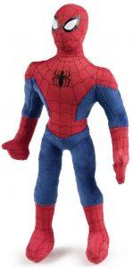 Peluche de Spiderman de 25 cm Grandi Giochi - Los mejores peluches de Spider-man - Peluches de superhéroes de Marvel