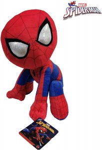 Peluche de Spiderman de 26 cm - Los mejores peluches de Spider-man - Peluches de superhéroes de Marvel