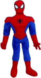 Peluche de Spiderman de 30 cm de Play by Play- Los mejores peluches de Spider-man - Peluches de superhéroes de Marvel