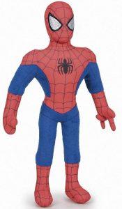 Peluche de Spiderman de 34 cm - Los mejores peluches de Spider-man - Peluches de superhéroes de Marvel
