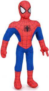 Peluche de Spiderman de 45 cm - Los mejores peluches de Spider-man - Peluches de superhéroes de Marvel