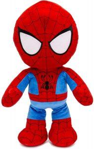Peluche de Spiderman de 50 cm - Los mejores peluches de Spider-man - Peluches de superhéroes de Marvel