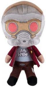 Peluche de Star Lord de 20 cm - Los mejores peluches de Star Lord de los Guardianes de la Galaxia - Peluches de superhéroes de Marvel