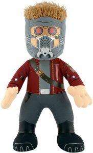 Peluche de Star Lord de 25 cm - Los mejores peluches de Star Lord de los Guardianes de la Galaxia - Peluches de superhéroes de Marvel