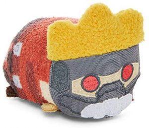 Peluche de Star Lord de 8 cm - Los mejores peluches de Star Lord de los Guardianes de la Galaxia - Peluches de superhéroes de Marvel