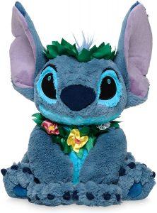 Peluche de Stitch Hawaiano de Lilo y Stitch de 35 cm - Los mejores peluches de Stitch - Peluches de Disney