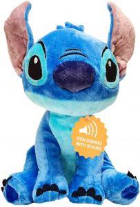 Peluche de Stitch de Lilo y Stitch de 29 cm - Los mejores peluches de Stitch - Peluches de Disney