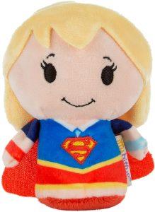 Peluche de Supergirl de 10 cm - Los mejores peluches de Supergirl - Peluches de superhéroes de DC