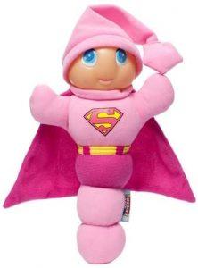 Peluche de Supergirl de 28 cm de Gusy Luz - Los mejores peluches de Supergirl - Peluches de superhéroes de DC