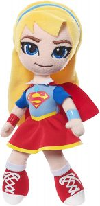 Peluche de Supergirl de 30 cm de DC Super Hero Girls - Los mejores peluches de Supergirl - Peluches de superhéroes de DC