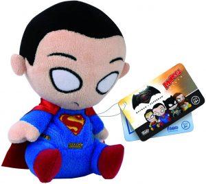 Peluche de Superman de 12 cm FUNKO - Los mejores peluches de Superman - Peluches de superhéroes de DC