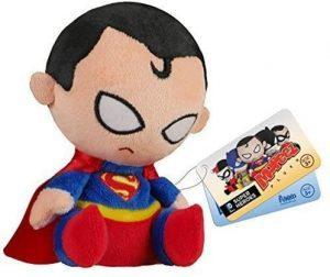 Peluche de Superman de 12 cm FUNKO clásico - Los mejores peluches de Superman - Peluches de superhéroes de DC