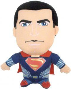 Peluche de Superman de 18 cm - Los mejores peluches de Superman - Peluches de superhéroes de DC