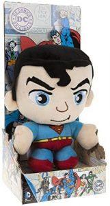 Peluche de Superman de 18 cm de DC - Los mejores peluches de Superman - Peluches de superhéroes de DC