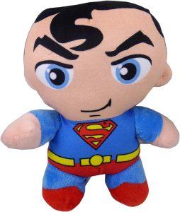 Peluche de Superman de 20 cm - Los mejores peluches de Superman - Peluches de superhéroes de DC