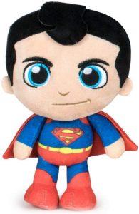 Peluche de Superman de 20 cm de DC - Los mejores peluches de Superman - Peluches de superhéroes de DC