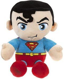 Peluche de Superman de 23 cm - Los mejores peluches de Superman - Peluches de superhéroes de DC