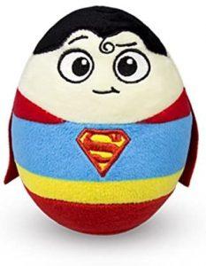 Peluche de Superman de DC Comics de 15 cm - Los mejores peluches de Superman - Peluches de superhéroes de DC