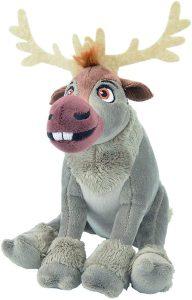 Peluche de Sven de Frozen 2 de Simba de 20 cm - Los mejores peluches de Sven - Peluches de Disney