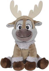 Peluche de Sven de Frozen 2 de Simba de 25 cm - Los mejores peluches de Sven - Peluches de Disney