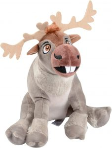Peluche de Sven de Frozen 2 de Simba de 30 cm - Los mejores peluches de Sven - Peluches de Disney