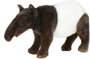 Peluche de Tapir de Hansa de 35 cm - Los mejores peluches de tapires - Peluches de animales