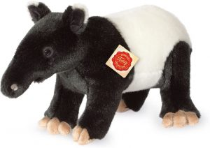 Peluche de Tapir de Teddy Hermann de 32 cm - Los mejores peluches de tapires - Peluches de animales