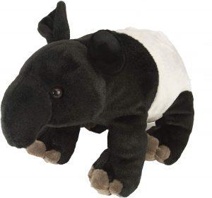 Peluche de Tapir de Wild Republic de 30 cm - Los mejores peluches de tapires - Peluches de animales