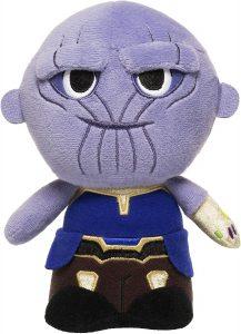 Peluche de Thanos de 10 cm - Los mejores peluches de Thanos - Peluches de superhéroes de Marvel