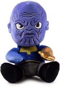 Peluche de Thanos de 20 cm - Los mejores peluches de Thanos - Peluches de superhéroes de Marvel