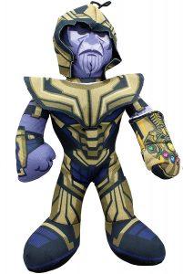 Peluche de Thanos de 23 cm - Los mejores peluches de Thanos - Peluches de superhéroes de Marvel