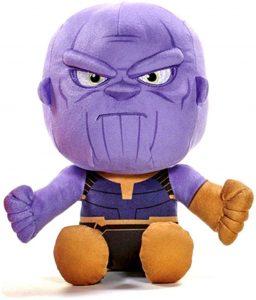 Peluche de Thanos de 30 cm - Los mejores peluches de Thanos - Peluches de superhéroes de Marvel