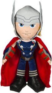 Peluche de Thor con capa de 25 cm de Marvel - Los mejores peluches de Thor - Peluches de superhéroes de Marvel