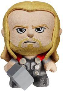 Peluche de Thor de 15 cm de FUNKO Fabrikations - Los mejores peluches de Thor - Peluches de superhéroes de Marvel