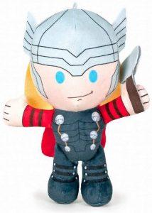 Peluche de Thor de 19 cm de Marvel - Los mejores peluches de Thor - Peluches de superhéroes de Marvel