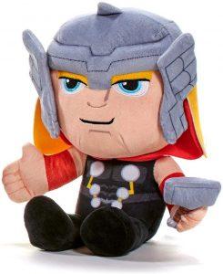 Peluche de Thor de 30 cm - Los mejores peluches de Thor - Peluches de superhéroes de Marvel