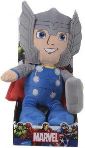 Peluche de Thor de 30 cm de Marvel de Thor - Los mejores peluches de Thor - Peluches de superhéroes de Marvel