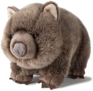 Peluche de Wombat de WWF de 28 cm - Los mejores peluches de wombats - Peluches de animales