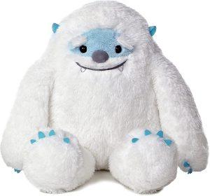 Peluche de Yeti de Aurora de 40 cm - Los mejores peluches de Abominable - Peluches de personajes de Everest de Abominable