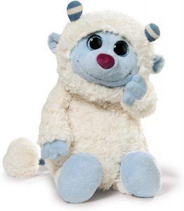 Peluche de Yeti de NICI de 25 cm - Los mejores peluches de Abominable - Peluches de personajes de Everest de Abominable